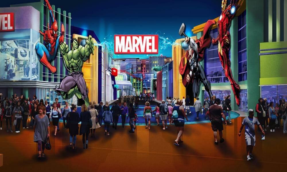 Marvel Zone